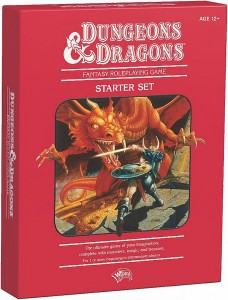 Dungeons & Dragons - my favourite!